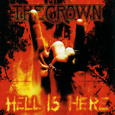 Hell Is Here CD
