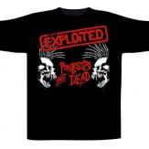 Skulls / Punks Not Dead - TS