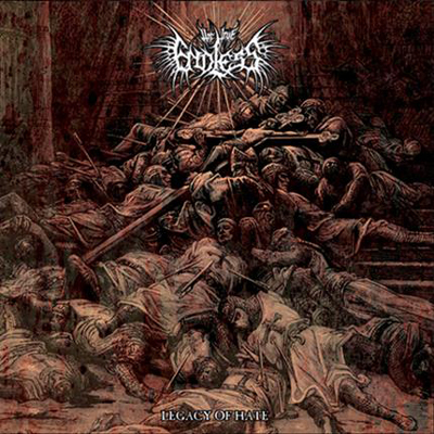 Legacy of Hate CD DIGI