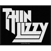 THIN LIZZY logo - PATCH