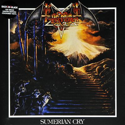 Sumerian Cry LP