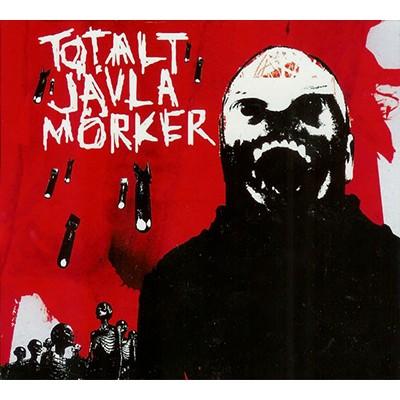 Totalt Jävla Mörker CD