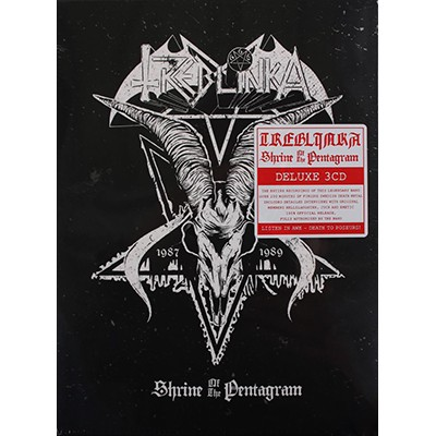 Shrine of The Pentagram 3CD A5 DIGIBOOK