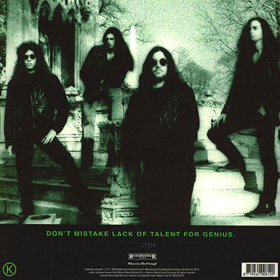 a2ddcb517327 Ledo Takas Records - TYPE O NEGATIVE - Bloody Kisses 2LP