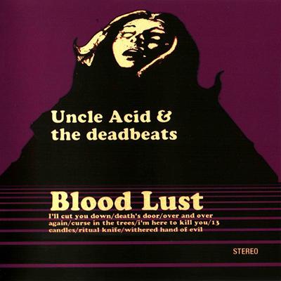 Blood Lust CD