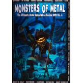 Monsters of Metal - The Ultimate Metal Compilation Vol. 6 2DVD DIGIBOOK