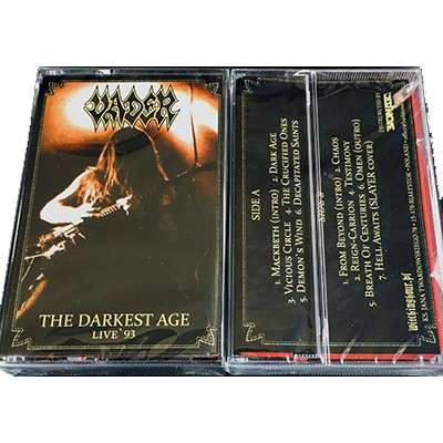 The Darkest Age - Live'93 MC