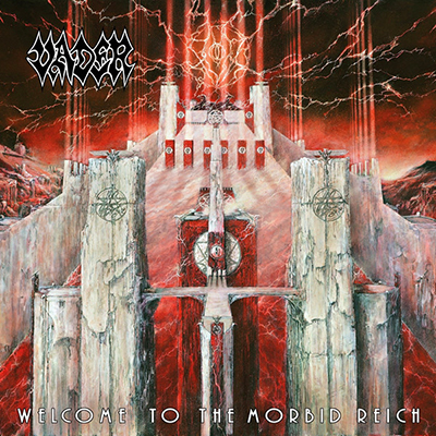 Welcome to the Morbid Reich CD