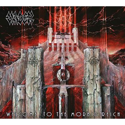 Welcome to the Morbid Reich CD DIGI