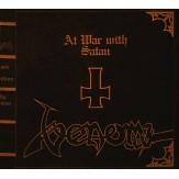 At War With Satan CD DIGI