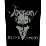 Black Metal - BACKPATCH