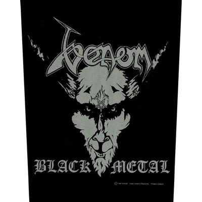 Black Metal - BACKPATCH