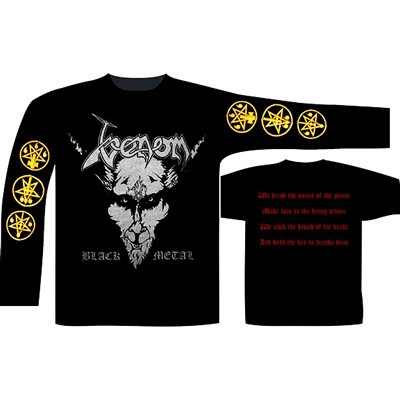 Black Metal - LONGSLEEVE