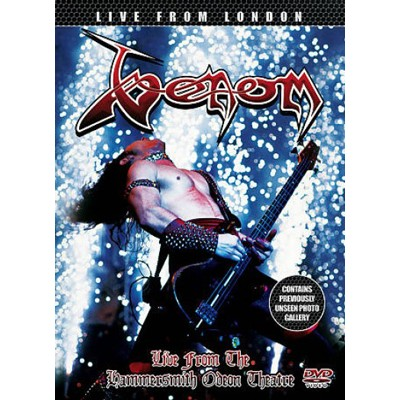 Live From The Hammersmith Odeon Theatre DVD DIGI