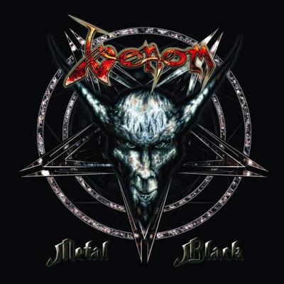 Metal Black CD