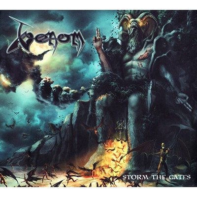 Storm The Gates CD