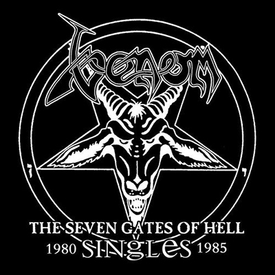 The Seven Gates of Hell - Singles 1980-1985 CD