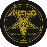 Welcome To Hell / Black Metal - SLIPMAT