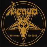Welcome To Hell CD