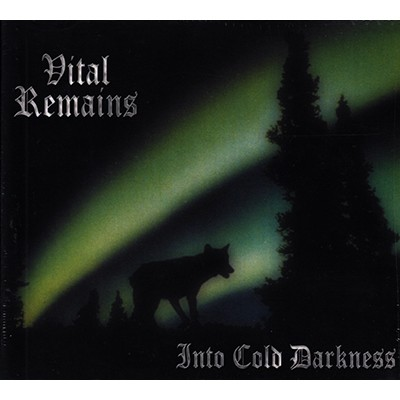 Into Cold Darkness CD DIGI
