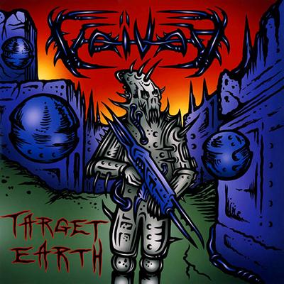 Target Earth 2LP