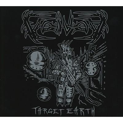Target Earth CD DIGIBOOK