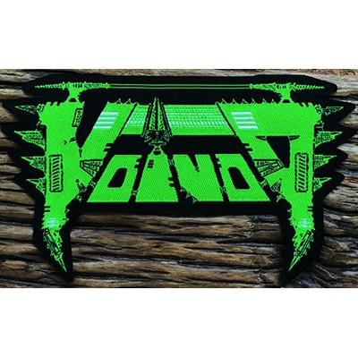 VOIVOD logo [cut out] - PATCH