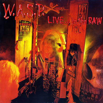 Live... in the Raw LP
