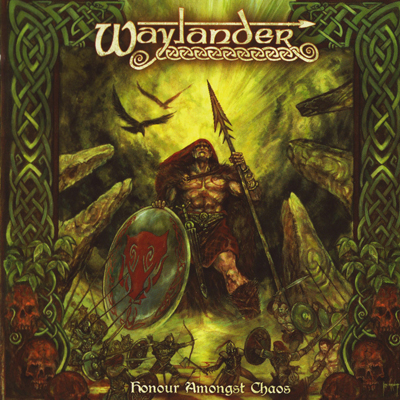 Honour Amongst Chaos CD