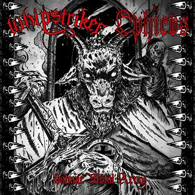 Satanic Metal Army CD
