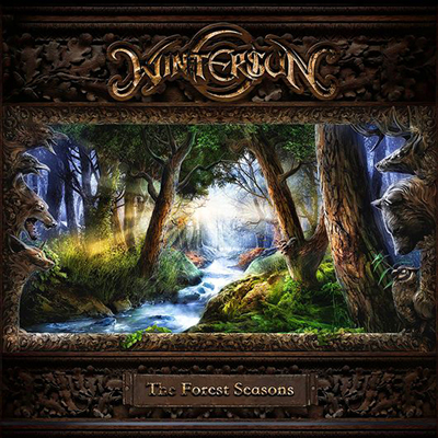 The Forest Seasons CD