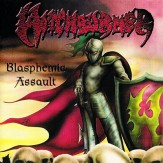 Blasphemic Assault CD