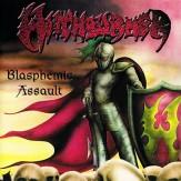 Blasphemic Assault CD