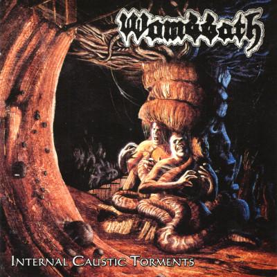 Internal Caustic Torments CD