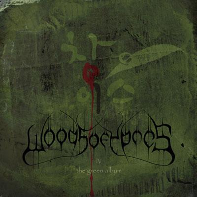 Woods 4: The Green Album 2LP