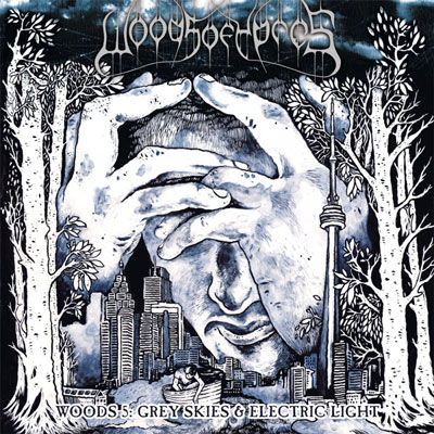 Woods 5: Grey Skies & Electric Light LP+EP