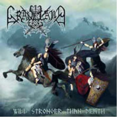 Will Stronger Than Death LP