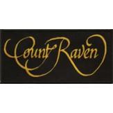 COUNT RAVEN logo - patch