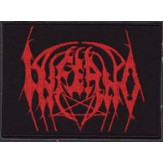 red logo - patch