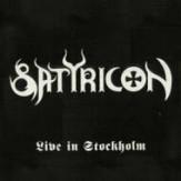 Live In Stockholm LP