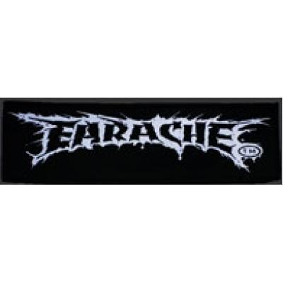 Earache logo - PATCH