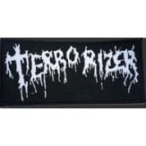 TERRORIZER logo - PATCH