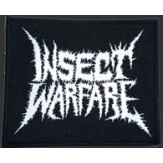 INSECT WARFARE logo - PATCH
