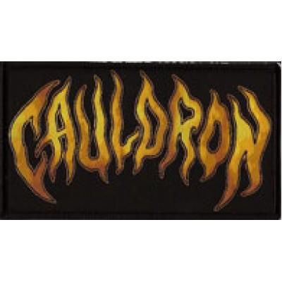 CAULDRON logo - PATCH
