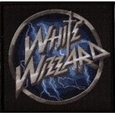 WHITE WIZZARD logo - PATCH