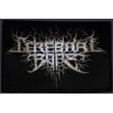 CEREBRAL BORE logo - PATCH