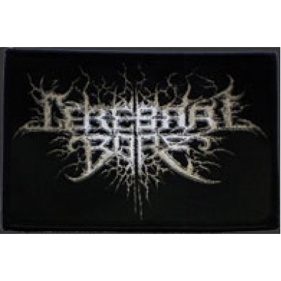 CEREBRAL BORE logo - PATCH