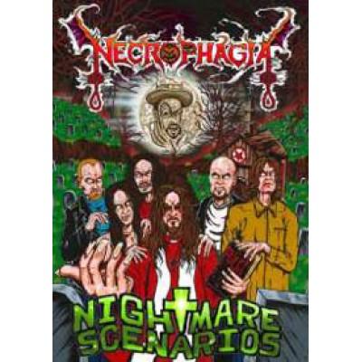 Resultado de imagem para Necrophagia Nightmare Scenarios