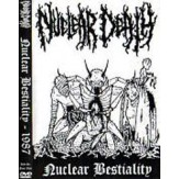 Nuclear Bestiality - 1987 DVDr