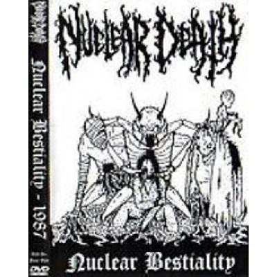 Nuclear Death - Nuclear Bestiality - 1987